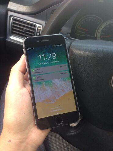 chehol fotoapparat dlja iphone 5 в Кыргызстан: Б/У iPhone 6 16 ГБ Серебристый