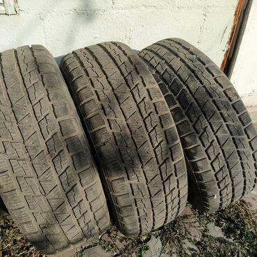 Комплект зимних шин R18 265/60 Kenda, в отличном состоянии. Шины