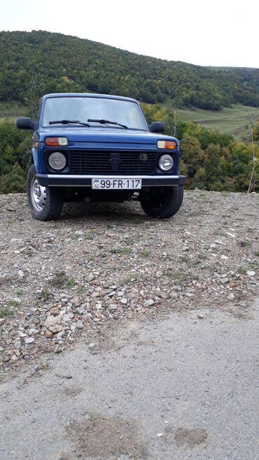 niva ucun - Azərbaycan: VAZ (LADA) 4x4 Niva 1.7 l. 2013 | 109500 km