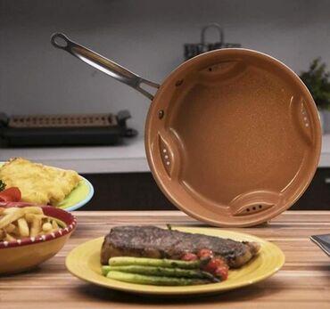 Tiganje   Srbija: Spremanje velikog broja obroka bez masti i ulja. Hranite se zdravo