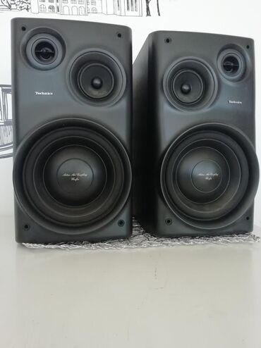 Technics - Srbija: Zvučnici Technics SB CH515A. Dimenzije visina 41 cm, širina 23 cm