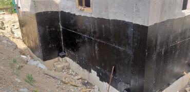 Гидроизоляционные работы ( фундамент, в Бишкек