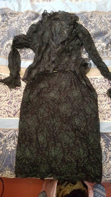 Туфли один раз одеты - Кыргызстан: Костюм один раз одели размер М