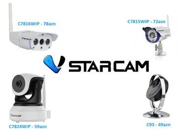 vstarcam c7893wip в Азербайджан: Intenet wifi Kameralar Vstarcam (yeni)камера Internete wi-fi vasitesi