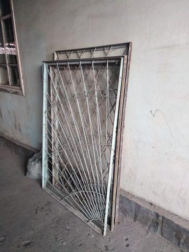 Продаю решетки на окна 107-154 см. 1000сом штука, 4шт в Бишкек
