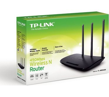 WiFi Роутер TP-Link TL-WR940N в Бишкек