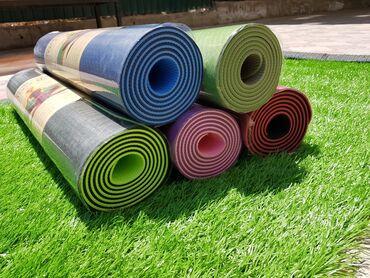 Коврик для йоги Каримат Коврик для фитнеса Йогамат Очень хорошего