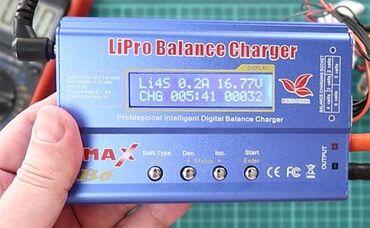 Зарядное устройство для аккумуляторов, можно 1 шт и одновременно 6 шт
