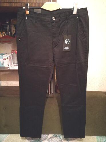 10102 oglasa | ŽENSKA ODEĆA: Nove zenske pantalone za punije dame Miss Cherry. Turske. Odlicne