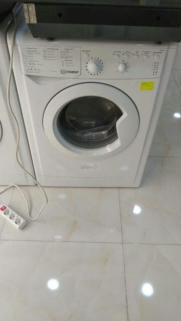 - Azərbaycan: Öndən Avtomat Washing Machine Indesit 5 kq