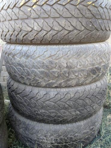 Продаю или меняю комплект шины 235-65-17 в Кок-Ой