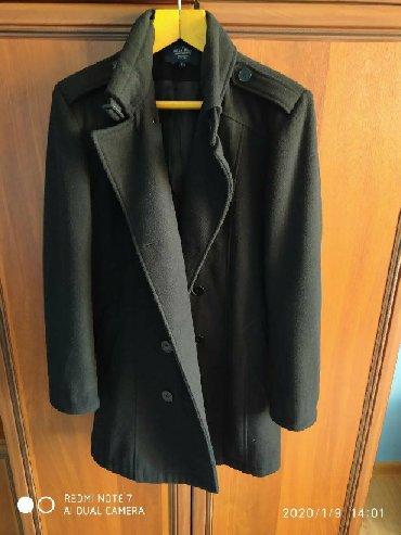 Срочно!!! Продаю мужское пальто Sela Размер М-48!!!