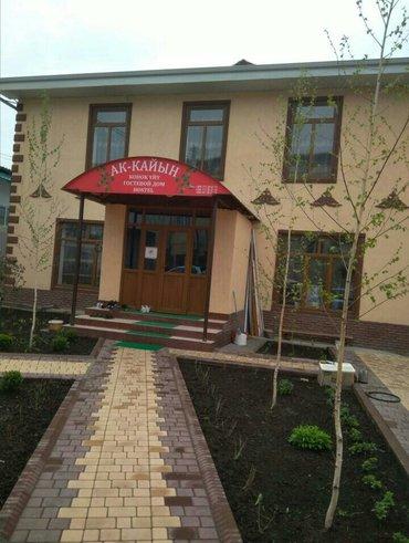 Прод-ся новая действующая гостиница в Ош