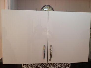 шкафов в Кыргызстан: Шкаф настенный 150-70 см. новый.диван б/у 5000