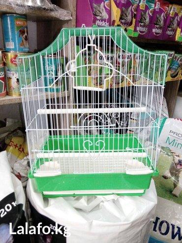 Продаю клетки для попугаев от 500сом в Бишкек