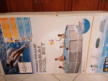 Παιχνίδια σε Αθήνα: Πισίνα intex 4.07