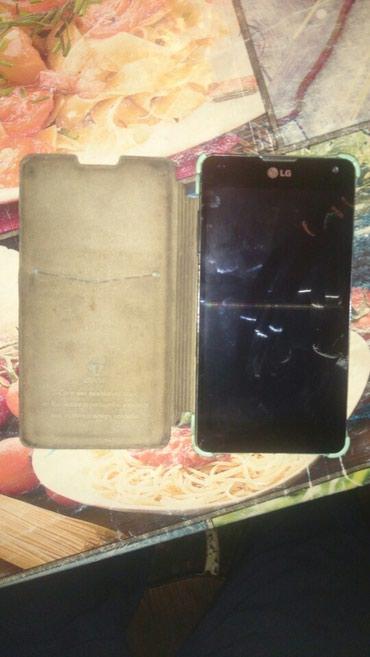 Мобильные телефоны и аксессуары в Кок-Ой: Продаю LG F180(G1),б/у,не работает сенсор.Камера 13МП,симку