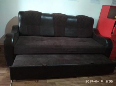 Срочно продаю диван связи с переездом в Бишкек