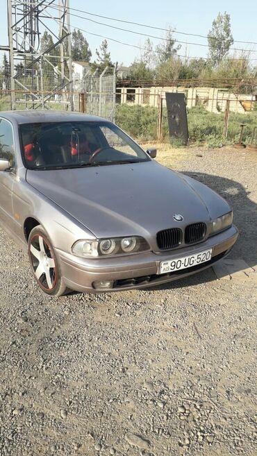 BMW 520 in Azərbaycan: BMW 520 2 l. 1996   38000 km