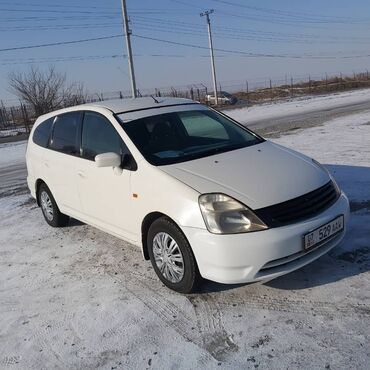 стрим хонда в Кыргызстан: Honda Stream 2 л. 2001