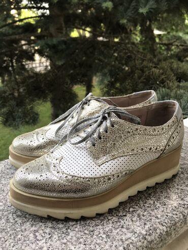 """Predivne kozne """"PAR"""" cipele, broj 38, kao nove su. Prodajem veoma"""