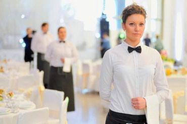 """В ресторан """"Diana"""" требуются официанты в Бишкек"""