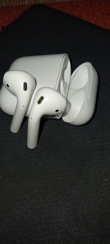 AirPods 1ci nəsilDubaydan gətirilib.Original Apple məhsuludur,alıcıya