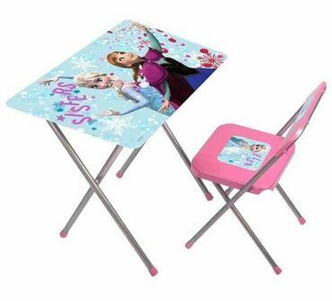 Barbie set - Crvenka: Savršen poklon za devojciceCENA: 2400,00Set sadrži stolicu sa
