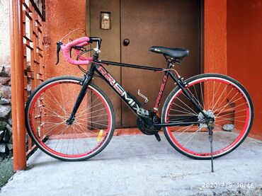 Продаю велосипед Б/У шоссейник из южной Кореи.сост.хорошее.торг