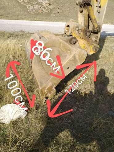 Хоппер ковш - Кыргызстан: Ковша Хюндай продается ковша хюндай