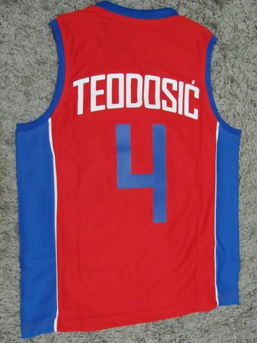 Teodosic NBA dres clippers LA NOV - Leskovac