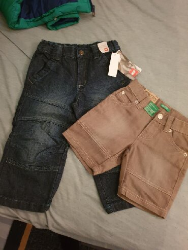 Dečije Farmerke i Pantalone | Negotin: Nove pantalone i sorc