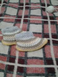 Zenske patofne od vunice rucni rad - Mladenovac