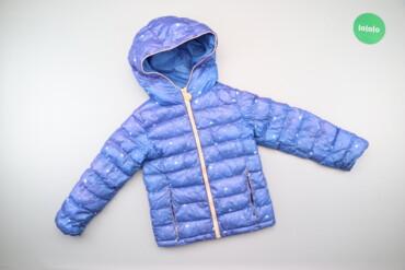 Детская одежда и обувь - Киев: Дитяча куртка з принтом Cool Club, вік 6 р., зріст 116 см    Довжина
