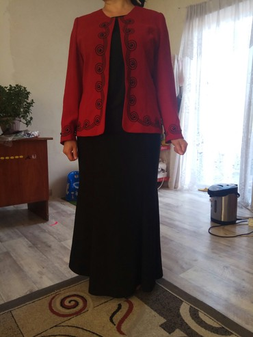 Женский костюм из турции - Кыргызстан: Женский костюм юбка. (Турция). 48-52 размер