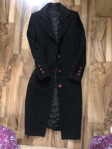Пальто супер качества новое осень/зима воротник пристёгивается