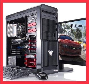 товар для компа в Кыргызстан: Игровой компьютер на базе i5Характеристики:-Процессор: i5 3330-Мать