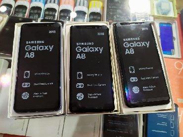 Samsung-j-7-6 - Кыргызстан: Новый Samsung Galaxy A8 2018 64 ГБ Золотой