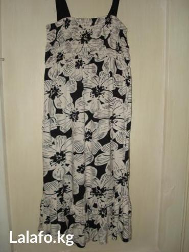 белое летнее платье в Кыргызстан: Много разных платьевСарафан billabong (сша) летний на завязывающихся
