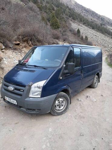Транспорт - Кыргызстан: Ford Transit 2.2 л. 2007