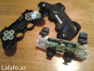 Bakı şəhərində Playstation 3 ucun olan orginal pultlarin temiri.detallarin deyislmesi