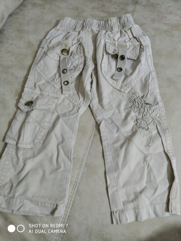 Pantalonice za devojcice uzrast do 3 god
