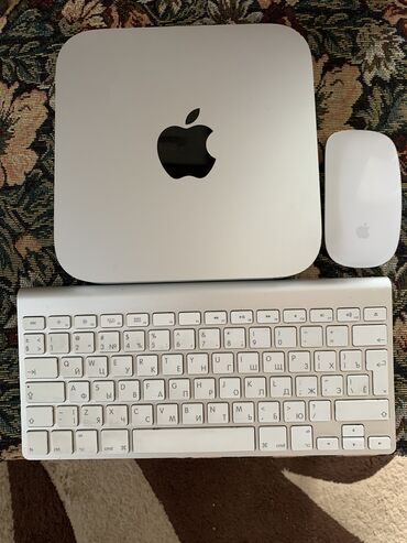 811 объявлений: Mac mini (2014) Года Intel core i5 1 Терабайт память  8 гига Оперативк