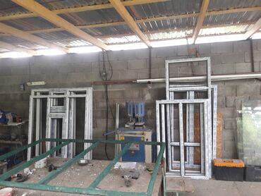 Услуги - Кара-Суу: Пластиковые окна от 30 за квадрат