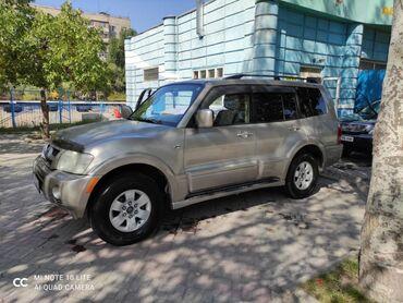 mitsubishi raider в Кыргызстан: Mitsubishi Montero 3.8 л. 2002