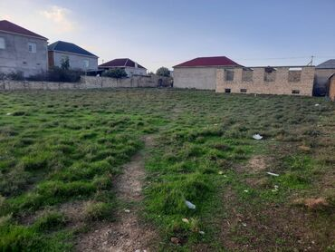 10 elan | BAXILLƏR: Saray qesebesinde torpaq satilir.12 sotdur.6 sot icinde yaritikili ev