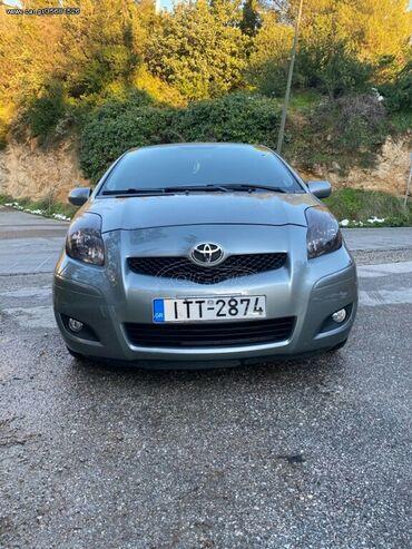 Toyota Yaris 1.3 l. 2010 | 136000 km