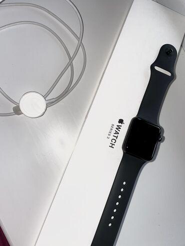 электронные сигареты бишкек in Кыргызстан | КАЛЬЯНЫ, ВЕЙПЫ И АКСЕССУАРЫ: Apple watch series 3, 38mm. В идеальном состоянии, почти не использова