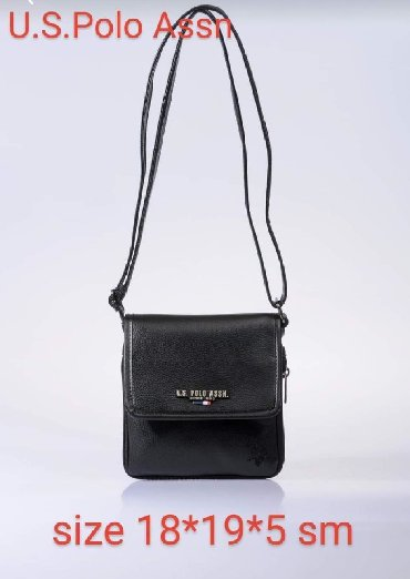 Orijinal U.S. Polo Assn çantası. Amerikadan sifarişlə alınıb
