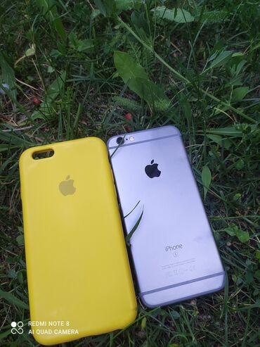 Электроника - Исфана: IPhone 6s   16 ГБ   Серый (Space Gray) Б/У   Отпечаток пальца